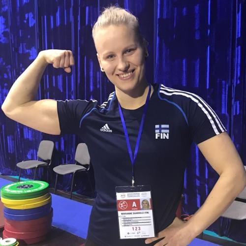 Marianne Saarhelo kommentoi suorituksiaan EM-kisoissa Uusimaan urheilutoimitukselle.