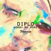 Diplo - Worry No More (Flowcuts Flip)