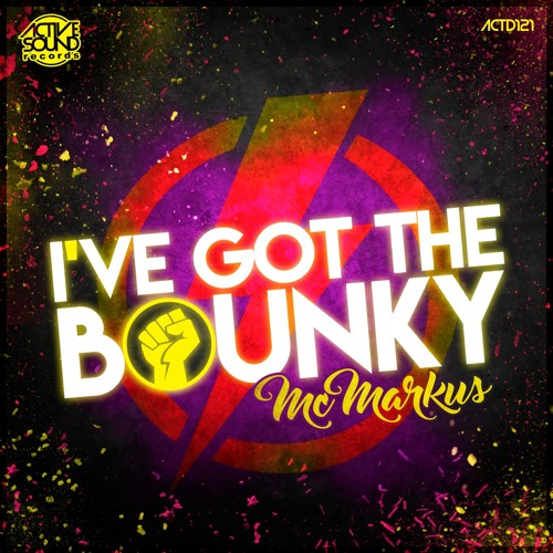 MCMARKUS - I'VE GOT THE BOUNKY #ACTD121 [SAMPLE] ::NOW AVAILABLE!::