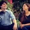 Carolan's Quarrel with The Landlady (Celtic harp-Electric guitar) - Les Amours Discrètes