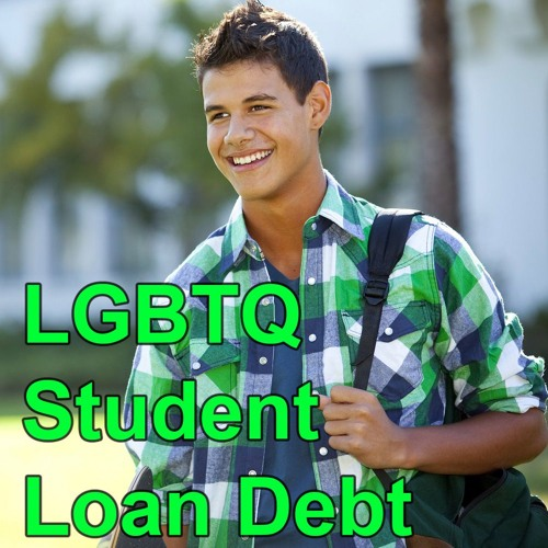 LGBTQ Student Loan Debt - Queer Money Ep. 96