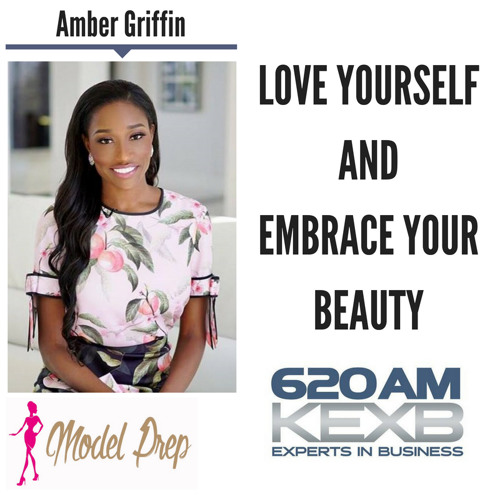 Amber Griffin, Founder of Model Prep LIVE on Experts in Business (3/29/18)