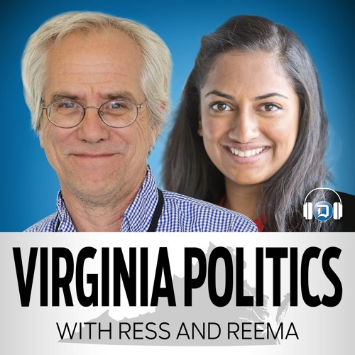 Coming soon: Virginia Politics with Ress and Reema