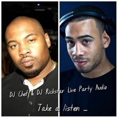 Live Party Audio FEB 2018