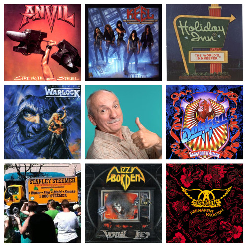 Ep 120: 1987 - The Greatest Year In Rock (Part 2)