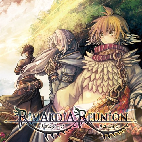 【M3-2018春】RR project「Rimardia Reunion」XFD【サ19a】