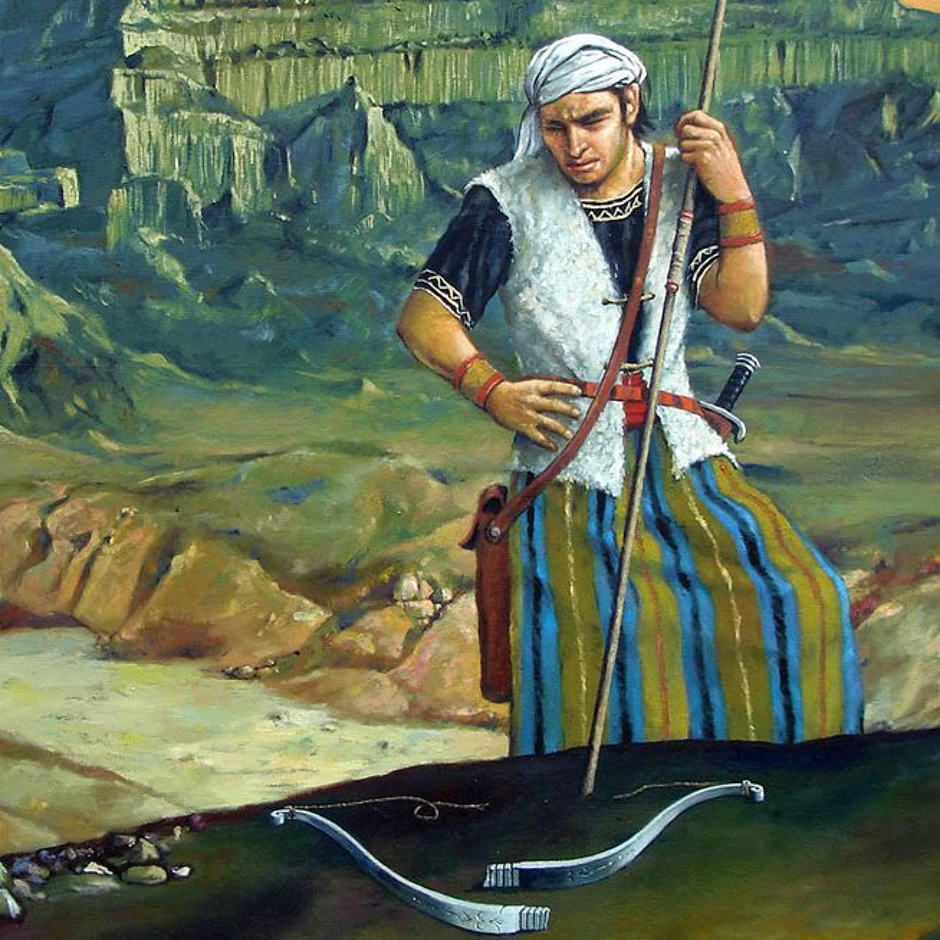 Why Did Nephi Include the Story of the...