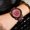Wooden watches for men and women silicone strap ideal gifts items (made with Spreaker)