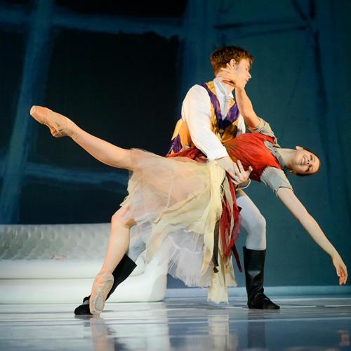 Cinderella by Ballet Cymru - audio described performance trailer