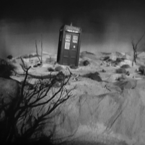 Episode 121: An Unearthly Child OR Everybody was Caveman Fighting