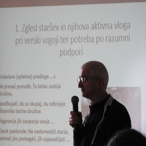 Teološki simpozij v Stični 2. del: Predavanje doc. dr. Ivana Platovnjaka