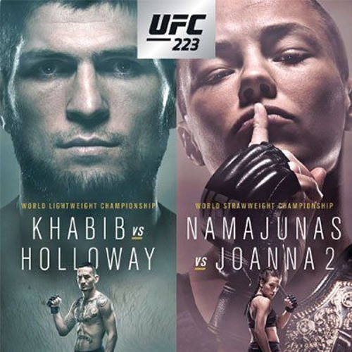 The MMA Analysis - UFC 223 Preview