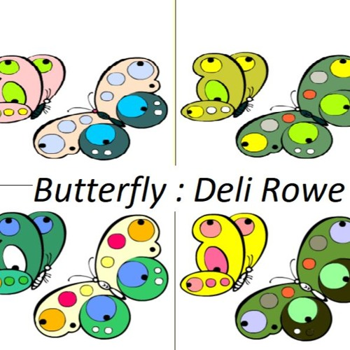 Butterfly with Deli Rowe (English version of the Slovak Radio-Hit): Free downloaD