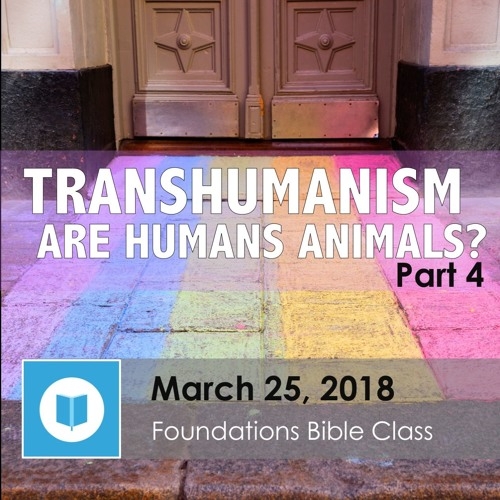 Transhumanism || Are Humans Animals? part 4