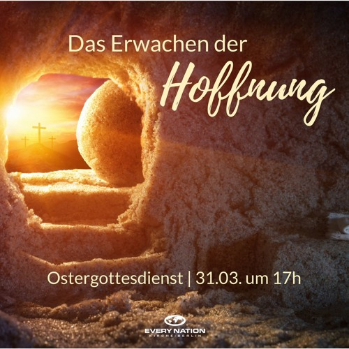 Das Erwachen der Hoffnung | The Dawn of Hope - Euan McCrindle