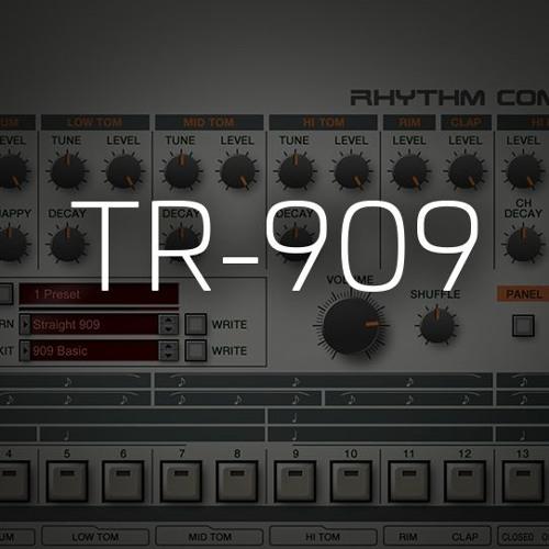 SyncBeats - Roland Cloud TR-909  Demo
