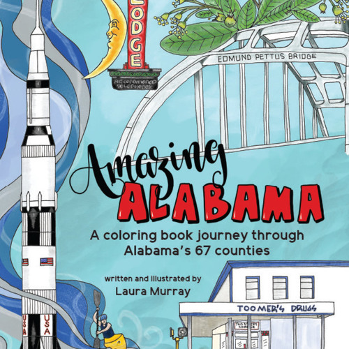 Episode 027 Laura Murray, Amazing Alabama, Interview, March 2018
