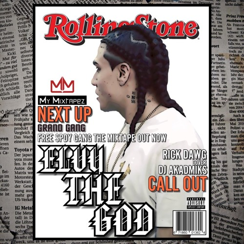 Elvy The God Rolling Stone By Rick Dawg On Soundcloud Hear The