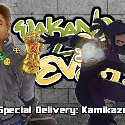 Wakanda IV Ever Special Delivery- Kamikaze