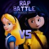 Coraline vs. Alice in Wonderland - Rap Battle!