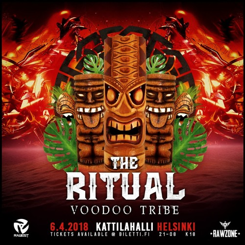 Tha Playah Tribute vol 2 (The Ritual 'Voodoo Tribe' Warm-Up)