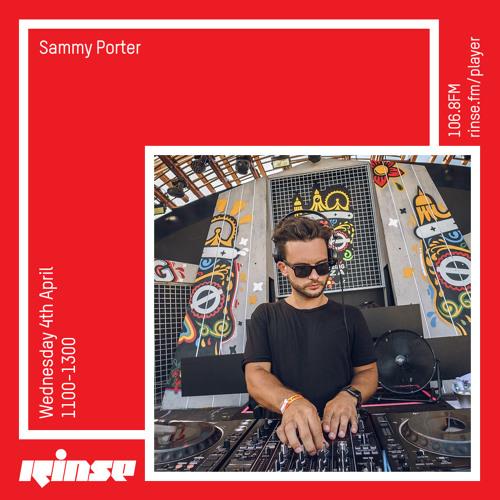Sammy Porter - Wednesday 4th April 2018