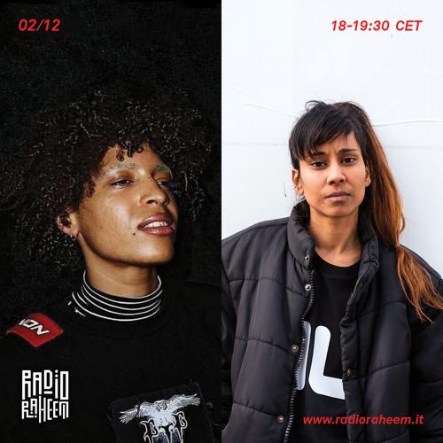 PETIT SINGE + BONAVENTURE / Radio Raheem [Milan]