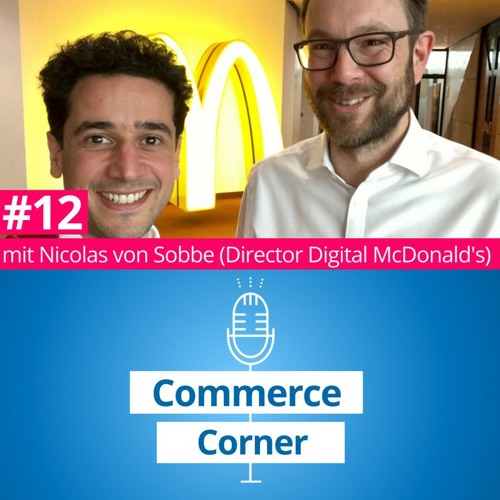 #12 (Full Version): Mit Nicolas v. Sobbe, Director Digital McDonald's