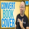 How To Convert A Createspace Book Cover Into An EBook Cover With GIMP