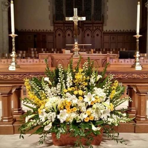 180401 Easter Service At Third Presbyterian Church