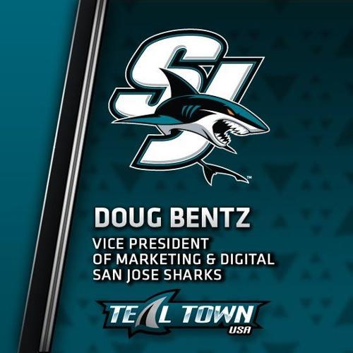Interview: Doug Bentz - San Jose Sharks Vice President, Marketing & Digital