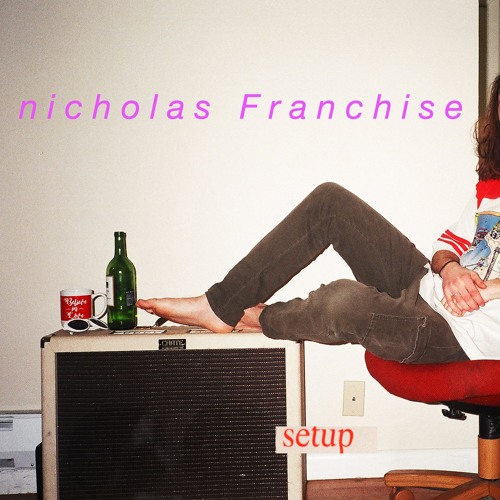 Nicholas Franchise - You Know You're Not Alright