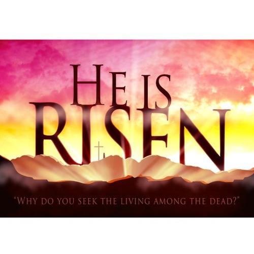 1st April 2018 Easter Sunday