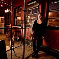 Carissa Klopoushak - J.S. Bach Sonata in G Minor for violin solo - Adagio