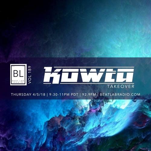 KOWTA - Exclusive Mix - Beat Lab Radio 189