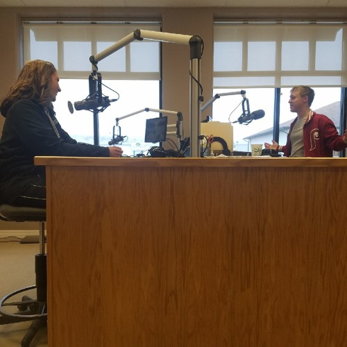 Teresa Hulst joins the Roseau Rams coaches show