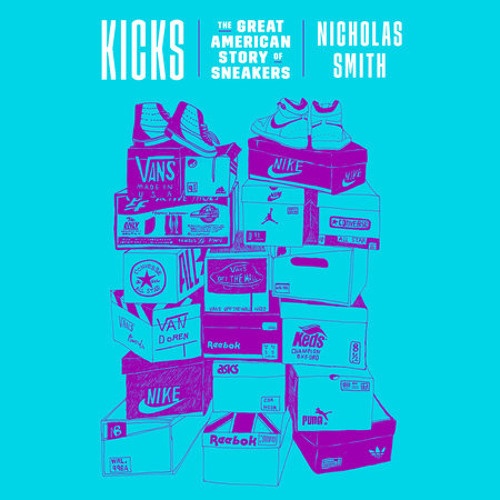 Kicks by Nicholas Smith, read by Christopher J. Grove