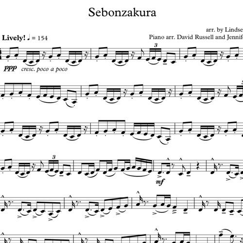 Senbonzakura Piano Accompaniment Sample by Lindsey Stirling
