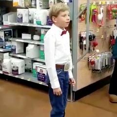 Yodeling Walmart Kid (BEST RAP INSTRUMENTAL)
