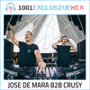 Jose De Mara & Crusy - 1001Tracklists Exclusive Mix 2018-04-05 Artwork