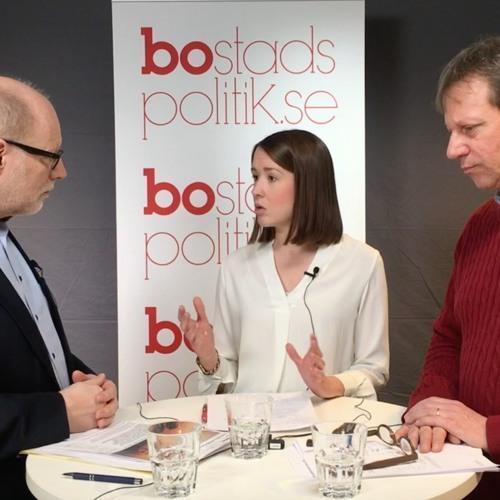 Den svenska bostadsmarknaden – från byggboom till byggkris