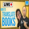 Translating Books For Self Publishing On KDP - Createspace  - Babelcube