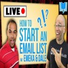 How To Build An Email List With Emeka & Dale