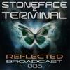 Stoneface Terminal - Reflected Broadcast 035 2018-04-05 Artwork