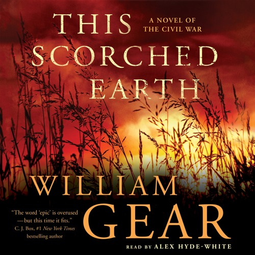 This Scorched Earth by William Gear, audiobook excerpt