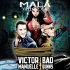 94 Mala y Peligrosa - Bad Bunny & Victor Manuelle ( JRemix Acapella Edit ) *FREE DOWNLOAD*