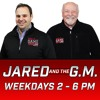 Jared and the GM: Hour 1, 4-05-2018