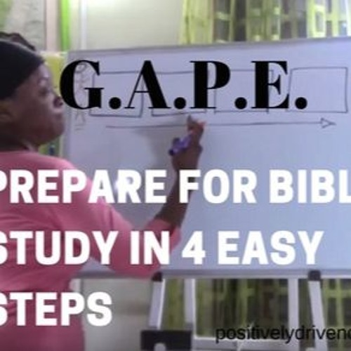 Get Started With Bible Study In Four Easy Steps