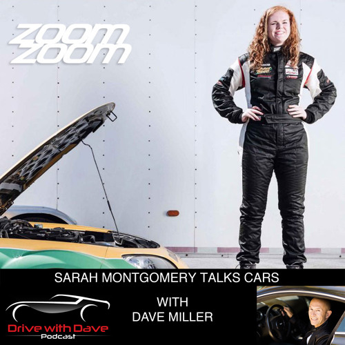 15 Sarah Montgomery - Drive With Dave Podcast