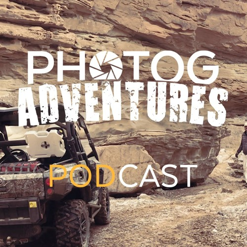 PODCAST BONUS: Lost Drone Update & our adventure trying a second time using a Can-Am to get there